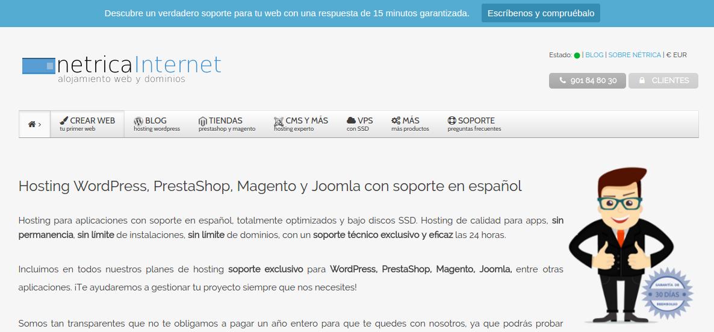 Guías WodrPress: plugin barra superior WordPress - NETRICA®