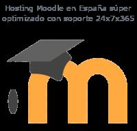 Hosting Moodle en España
