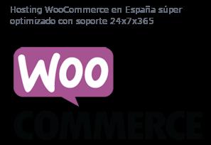Hosting Woocommerce en España