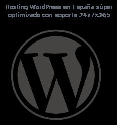 Hosting WordPress en España
