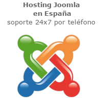 Hosting Joomla en España