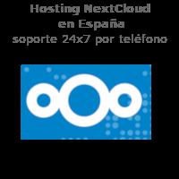 Hosting NextCloud en España