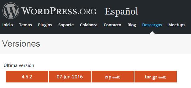 Guías WordPress: cómo instalar un paquete de idioma en WordPress ...